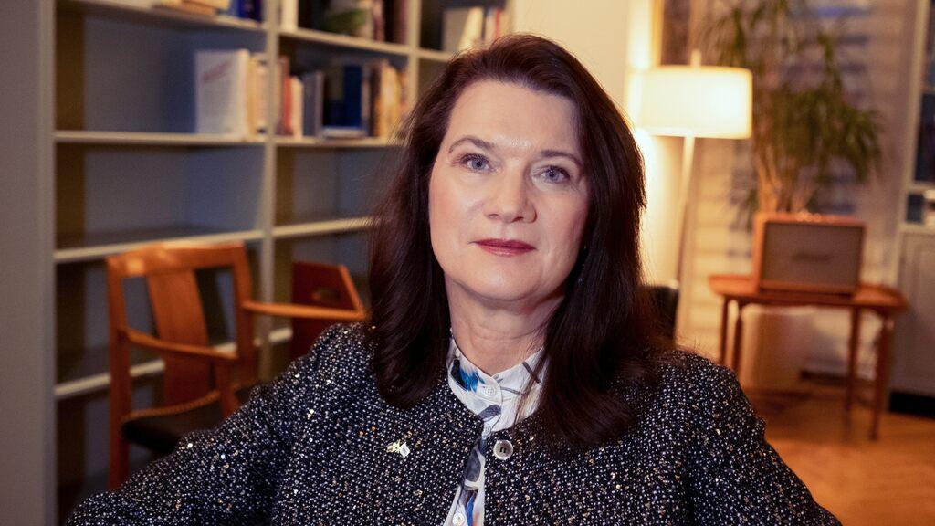 Il ministro degli esteri Ann Lind parla del boicottaggio di H&M da parte della Cina.