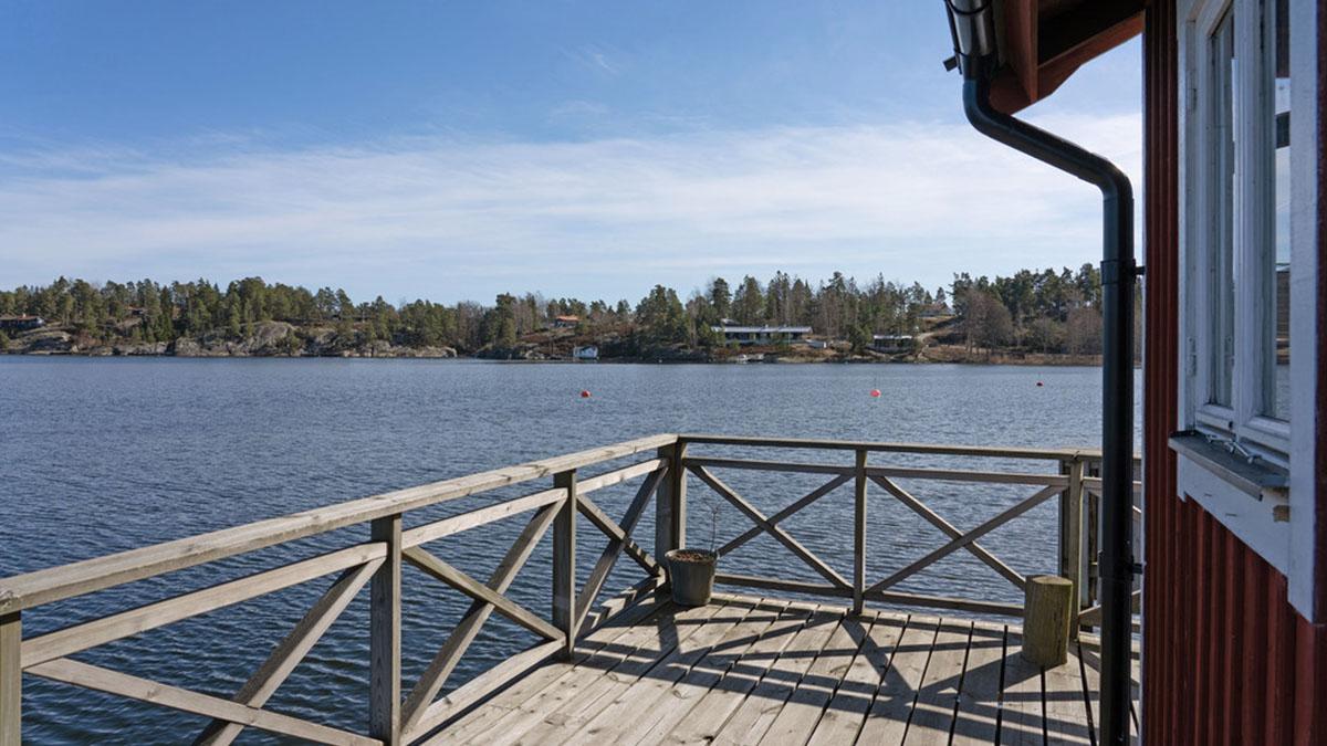Terreno lacustre a 45 minuti da Stoccolma
