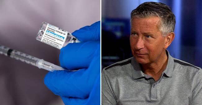 """Il coordinatore del vaccino Richard Bergstrom sul vaccino Janssen: """"Potrebbe essere raccomandato per gli anziani"""""""