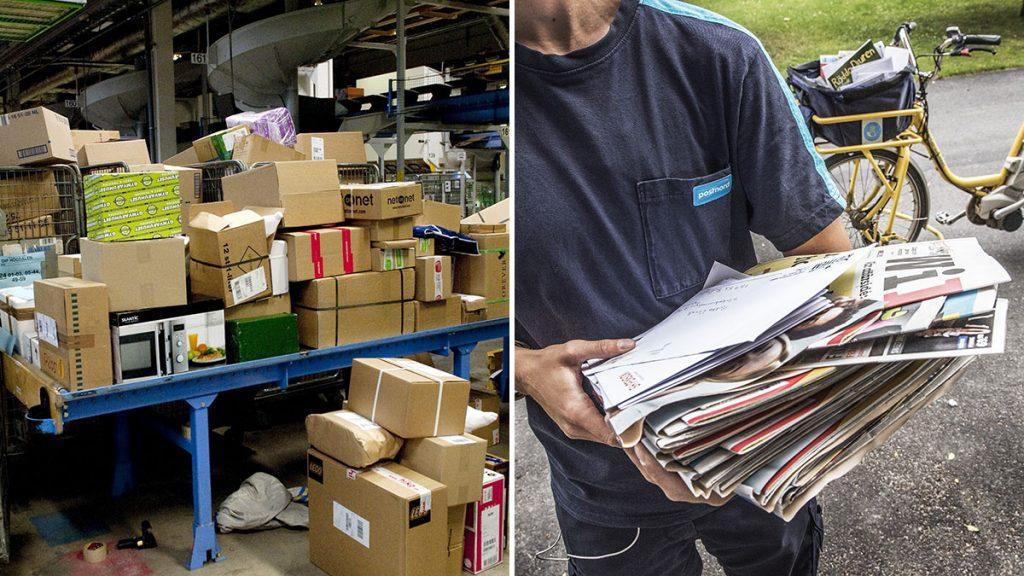 Postmarknaden behöver anpassas efter behoven