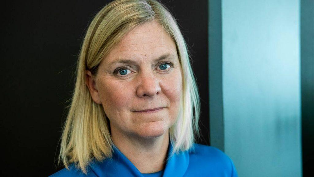 Magdalena Anderson sulle previsioni del governo per l'economia
