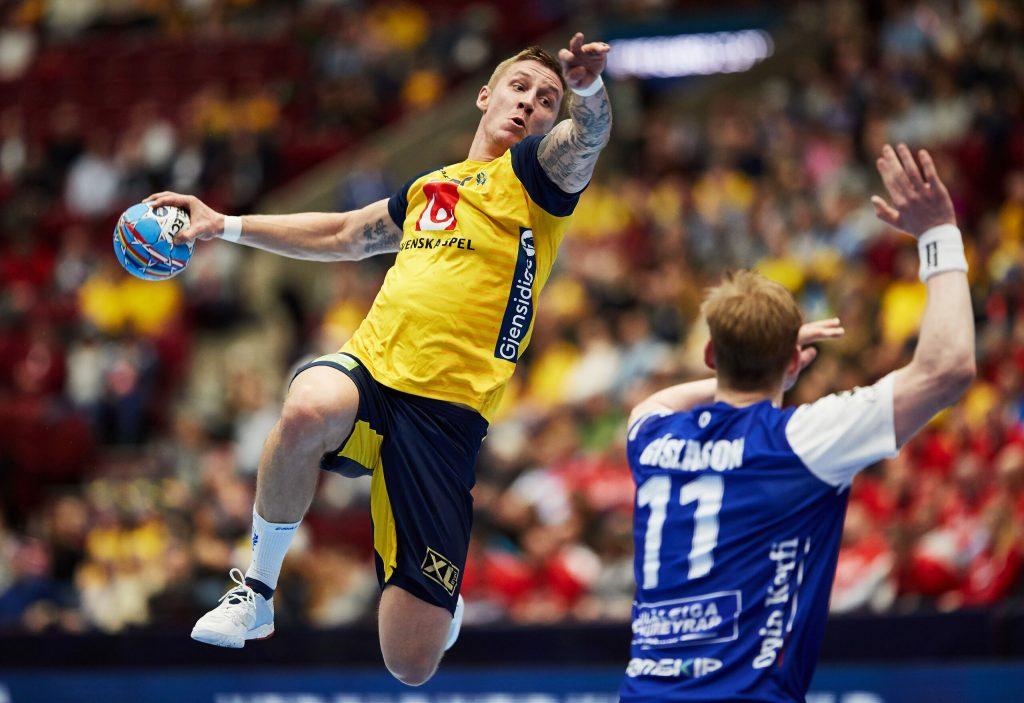 La Svezia sta cercando un doppio torneo di pallamano: Sydsvenskan