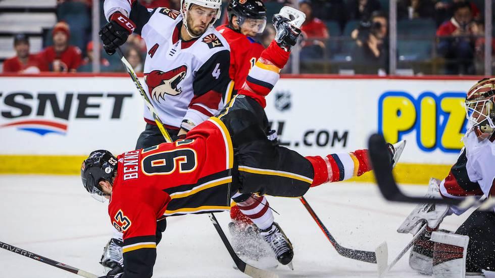 Niklas Hagalmsen sta per decidere sul futuro dell'hockey