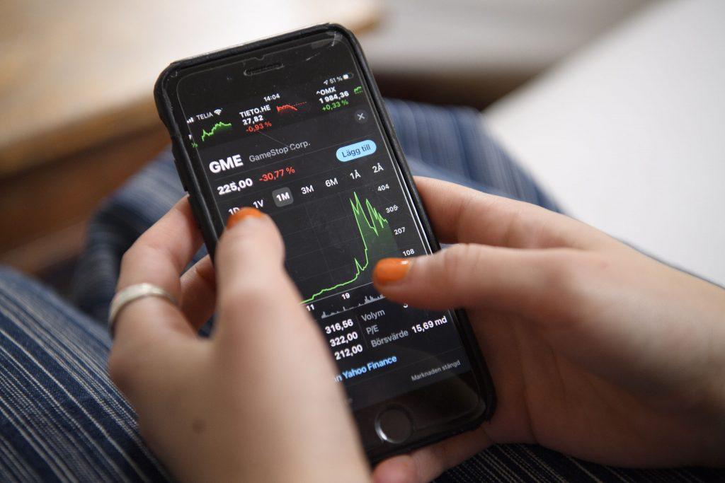 Il mercato azionario più volatile all'orizzonte - Sydsvenskan