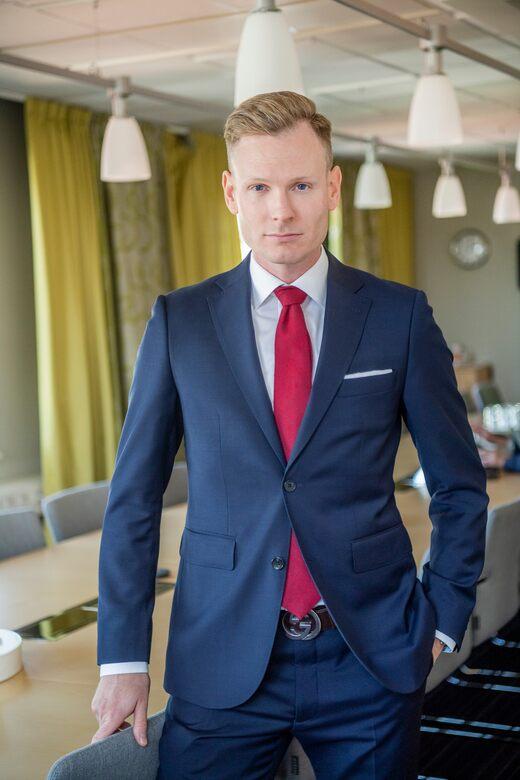 Torbjörn Granevärn, capo negoziatore dell'associazione di categoria Visita, afferma: