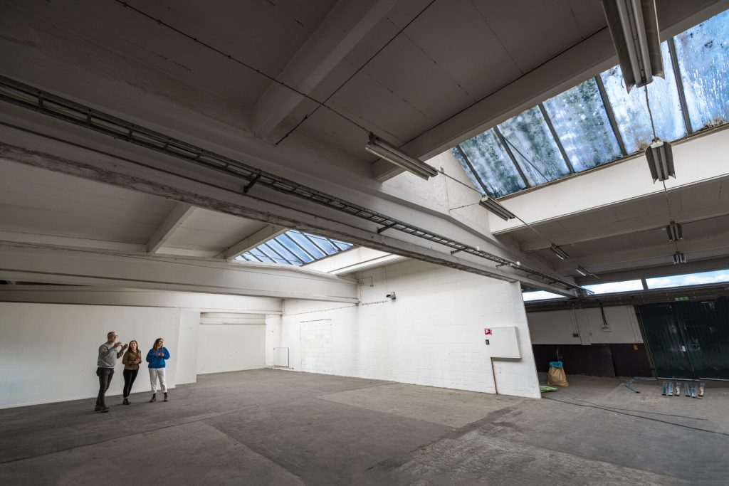 Castellum crea un Centro Creativo a Ringön - Fastighetstidningen