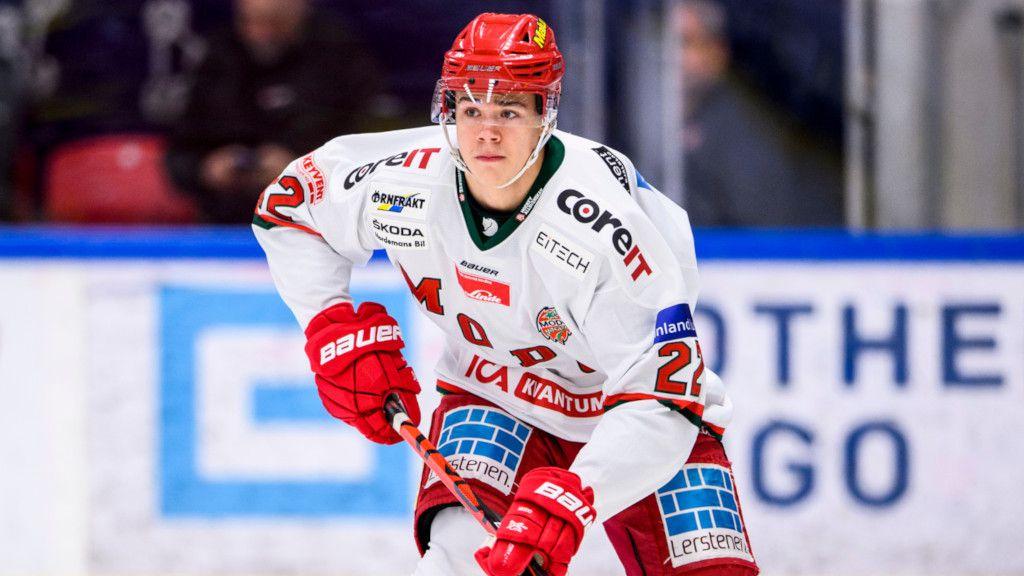 Certo: Return of talent è pronto per SHL Games - Hockey Sweden