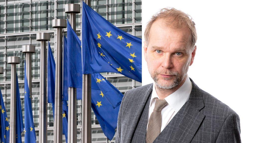 Åström om ekonomin i EU