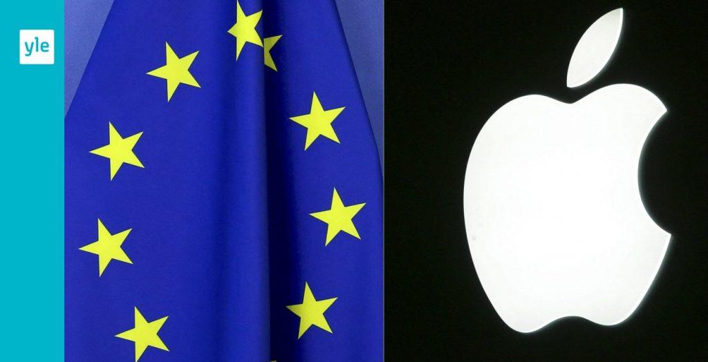 Commissione Europea: Apple sta usando la sua posizione di mercato per trasmettere musica |  Straniero