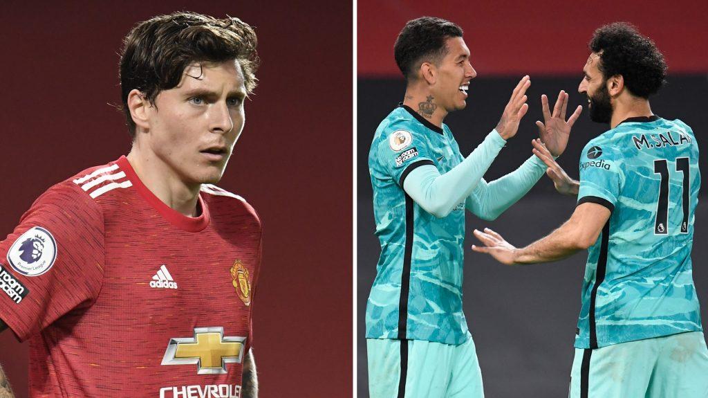 Il Liverpool ha battuto il Manchester United nella partita rinviata all'Old Trafford