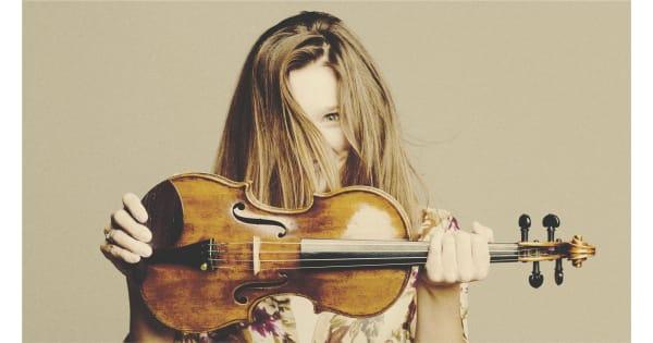 La superstar mondiale Janine Janssen suona Bruch con la Jaffle Symphony Orchestra