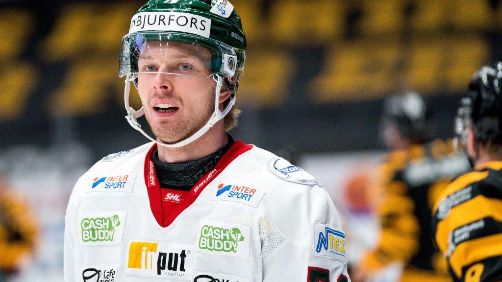 Left Frölunda - L'ex NHL svedese pronto a competere