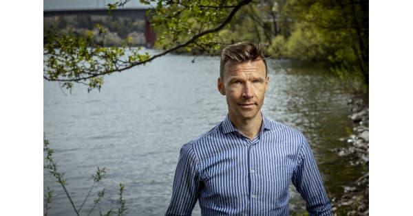 "Pär Dalhielm eletto al massimo organo in ""Water Europe"""
