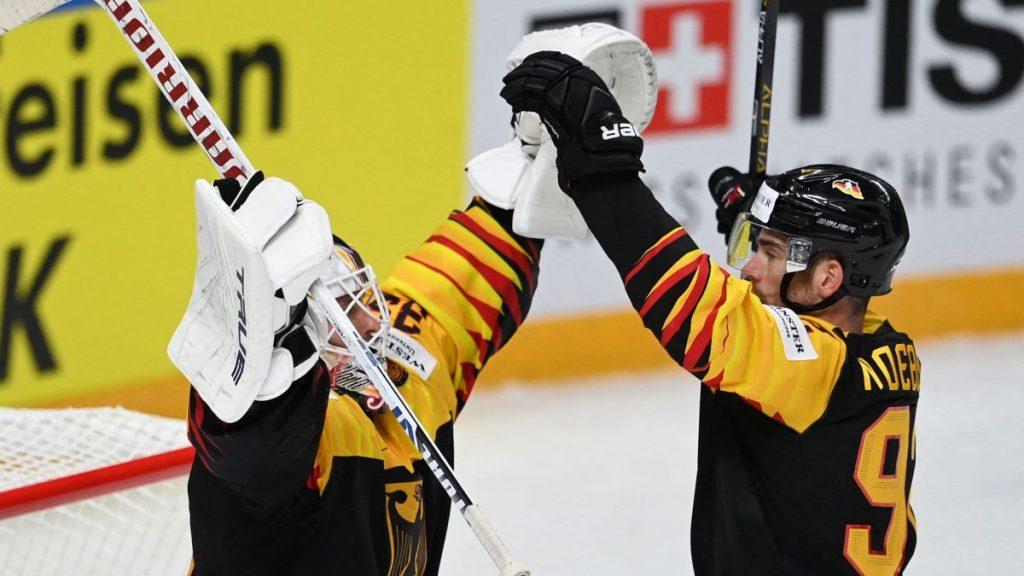 Tony Söderholm ha recitato in Germania a Riga - la Coppa del Mondo da incubo per il Canada è ancora in corso - sport - svenska.yle.fi