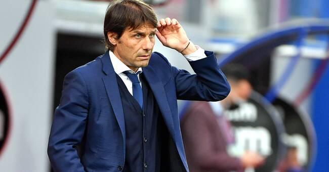 L'allenatore del campione Antonio Conte lascia l'Inter