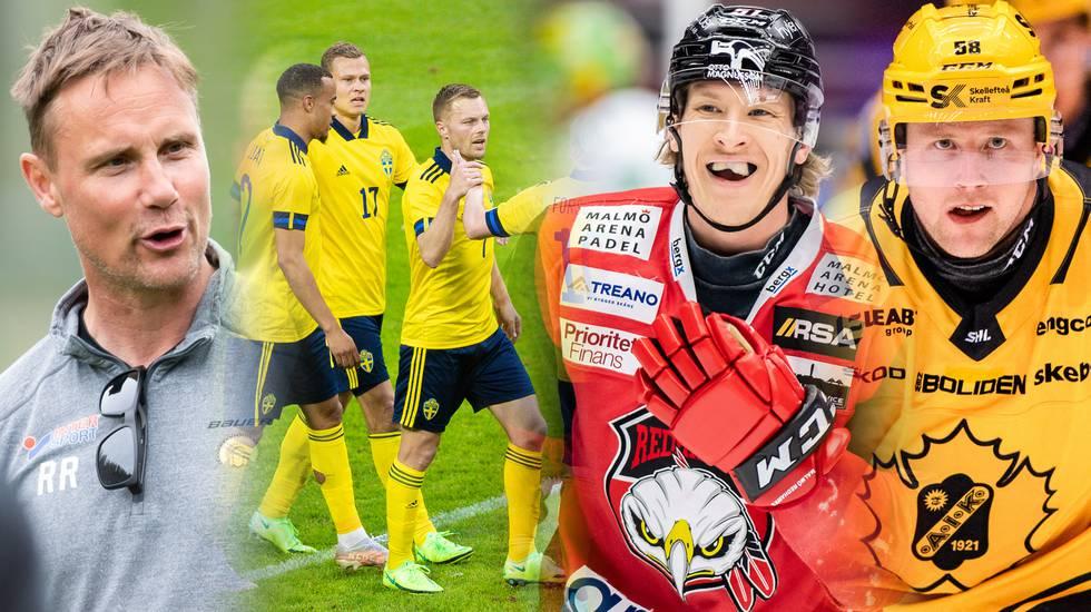Ecco come va nel campionato europeo di calcio - secondo i file di hockey