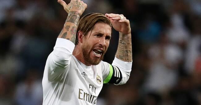 È finita: Ramos lascia il Real Madrid