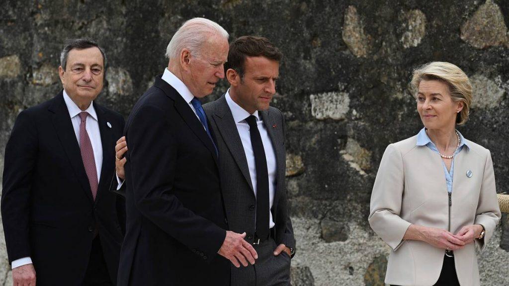 I leader del G7 concordano sull'imposta globale sulle società