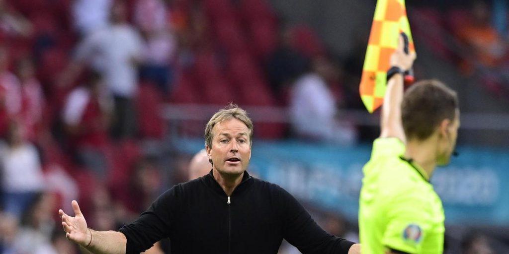 Kasper Hjolmand è arrabbiato per la dichiarazione di Frits Ahlstrom dopo il crollo di Christian Eriksen.
