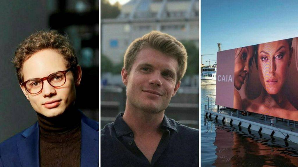 """Max Bjoerstrom e Daniel Ridgert avviano il progetto """"Bill Boot"""""""