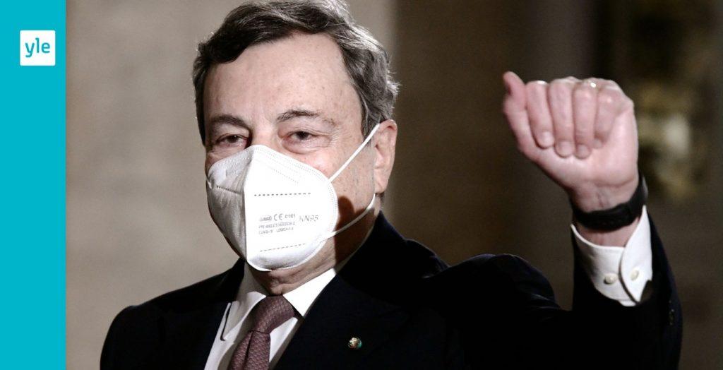 Super Mario Draghi sarà il prossimo primo ministro italiano, con il sostegno della maggior parte dei partiti stranieri