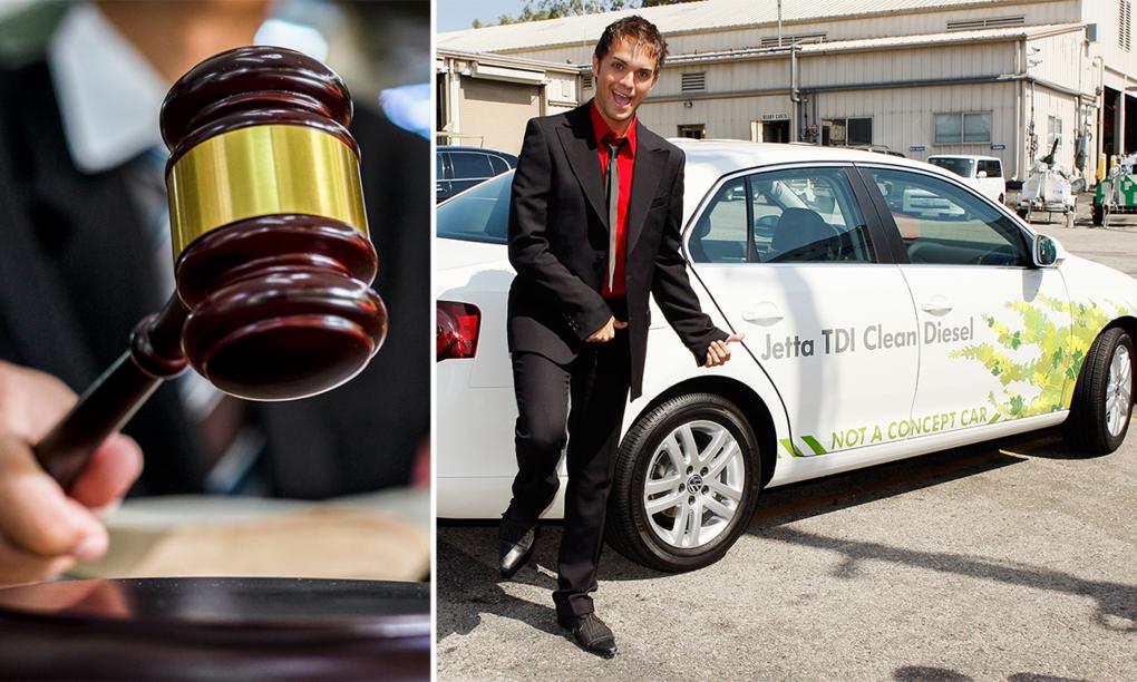 Volkswagen condannata a sostituire altri proprietari di jet diesel