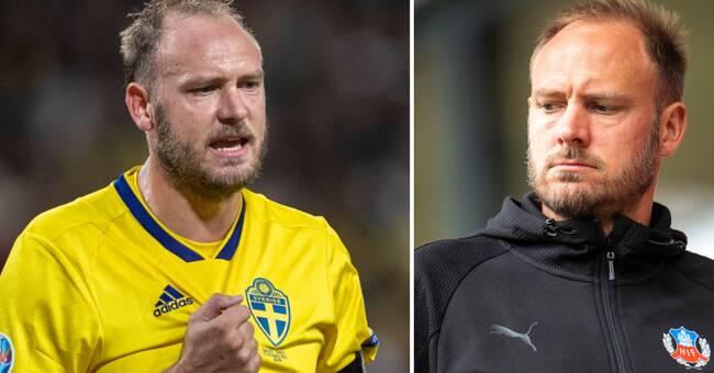 Andreas Granqvist termina la sua carriera |  SVT Sport