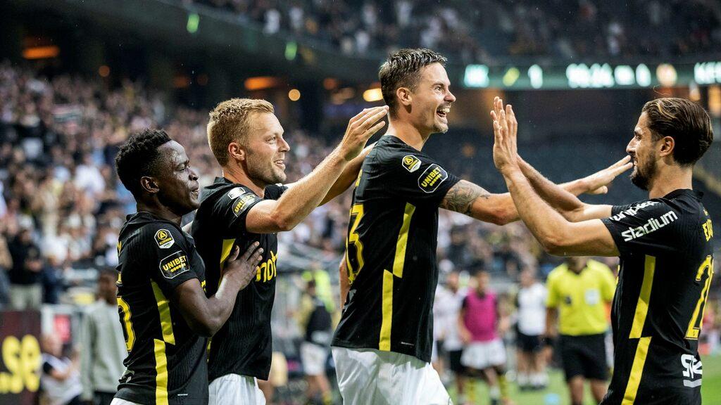 Lustig e Larsson dell'AIK sull'abbandono della nazionale