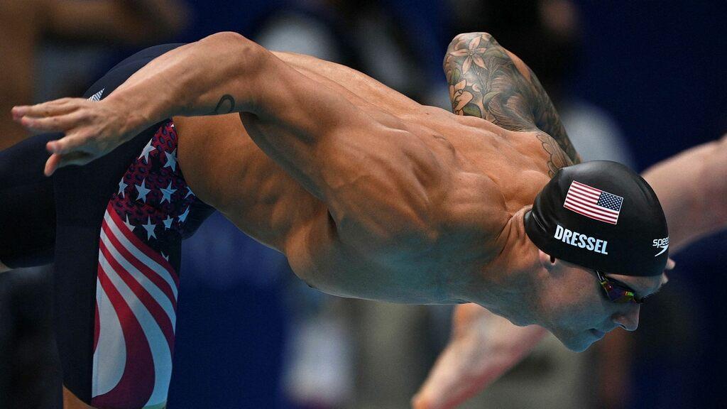 È iniziata la corsa all'oro per il successore di Filippo alle Olimpiadi: Caleb Dressel