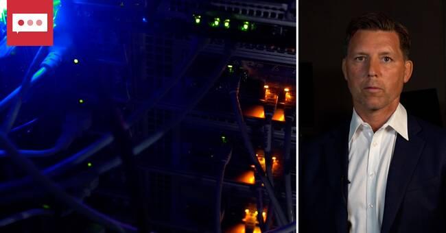 Pagine del gruppo di hacker giù - Indicato per essere dietro l'incidente di Coop تحطم