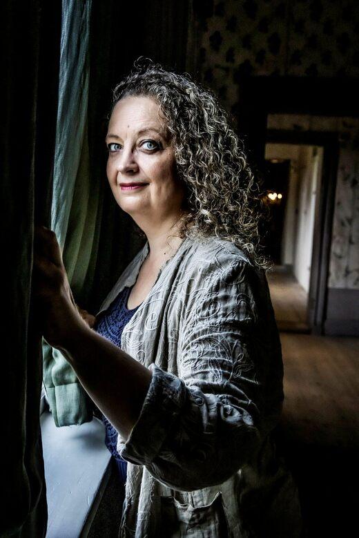 Anne Hallenberg è una delle grandi star dell'opera svedese.