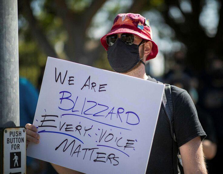 Il CEO di Activision Blizzard si è dimesso