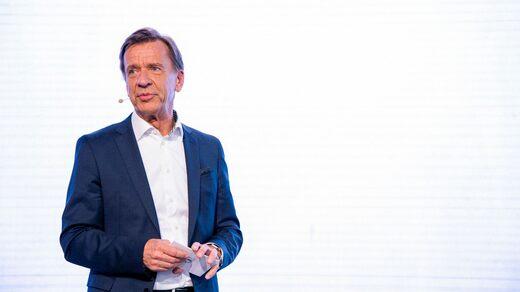 Håkan Samuelsson, CEO di Volvo Cars.