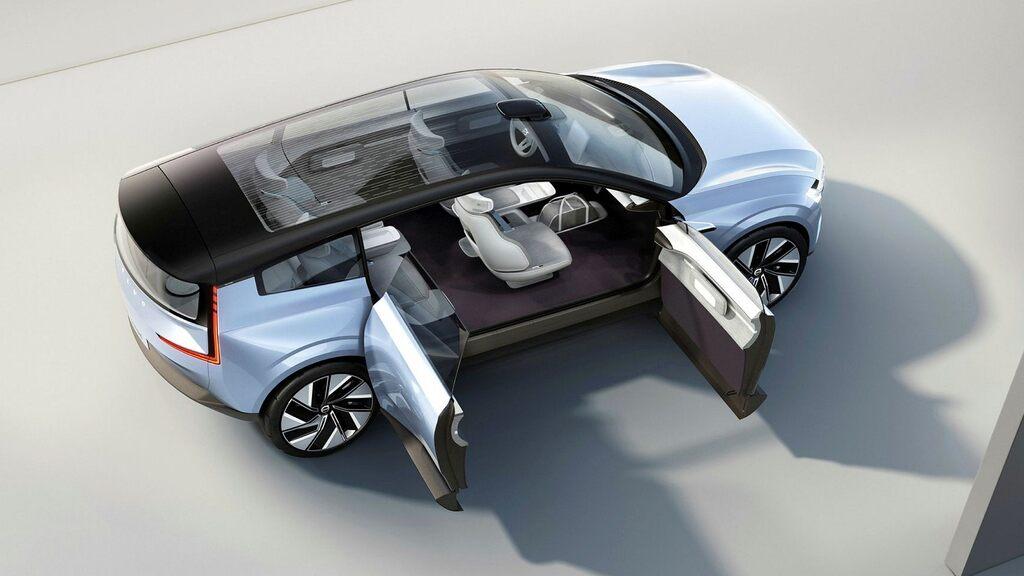 Ecco come Volvo Cars diventerà un'azienda di auto esclusivamente elettriche