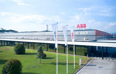 Zero rifiuti in discarica nello stabilimento ABB di Frosinone, Italia