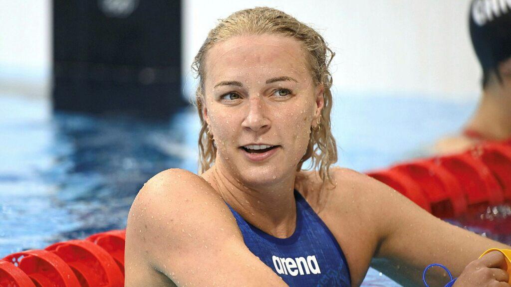 Sarah Sjöström ha fatto esplodere la vittoria in rimonta