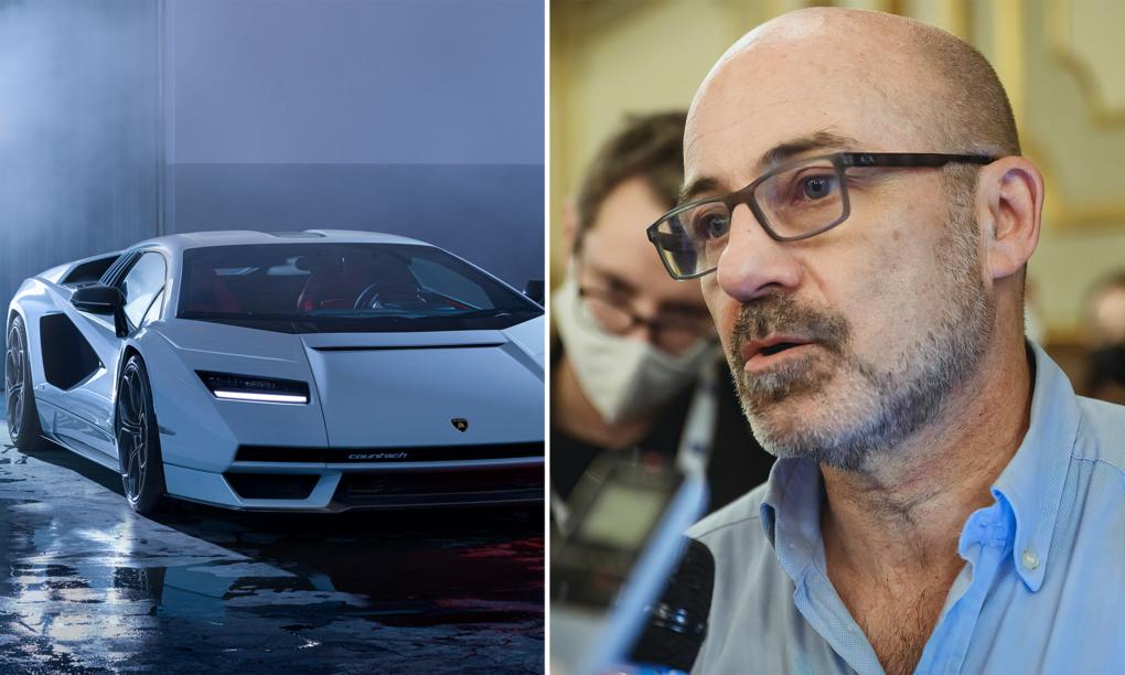 L'Italia vuole che l'Unione Europea esenta Ferrari e Lamborghini dal divieto di bruciare