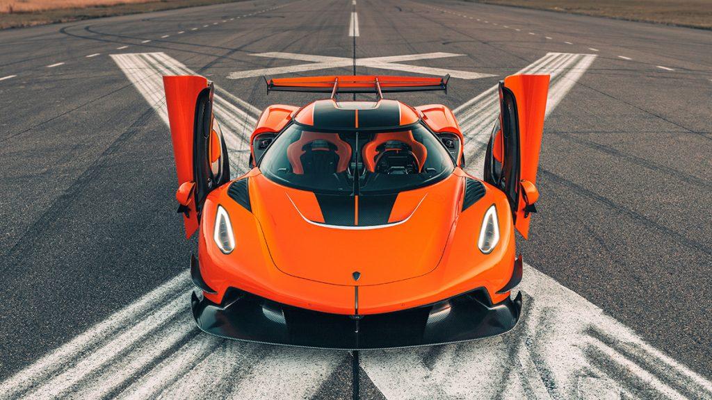 Toppår för Koenigsegg – bygger ny drömfabrik
