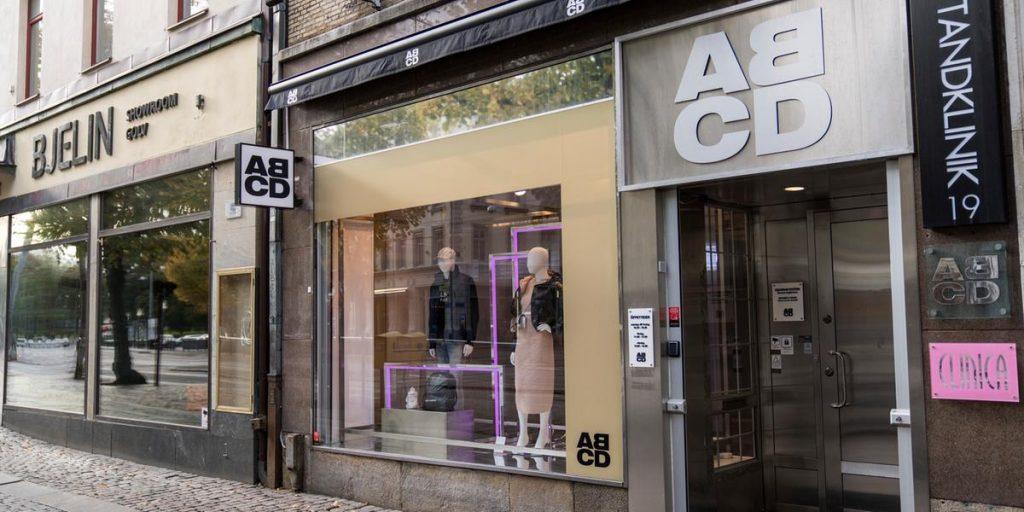 Esclusivo negozio di moda a Göteborg legato a reati fiscali