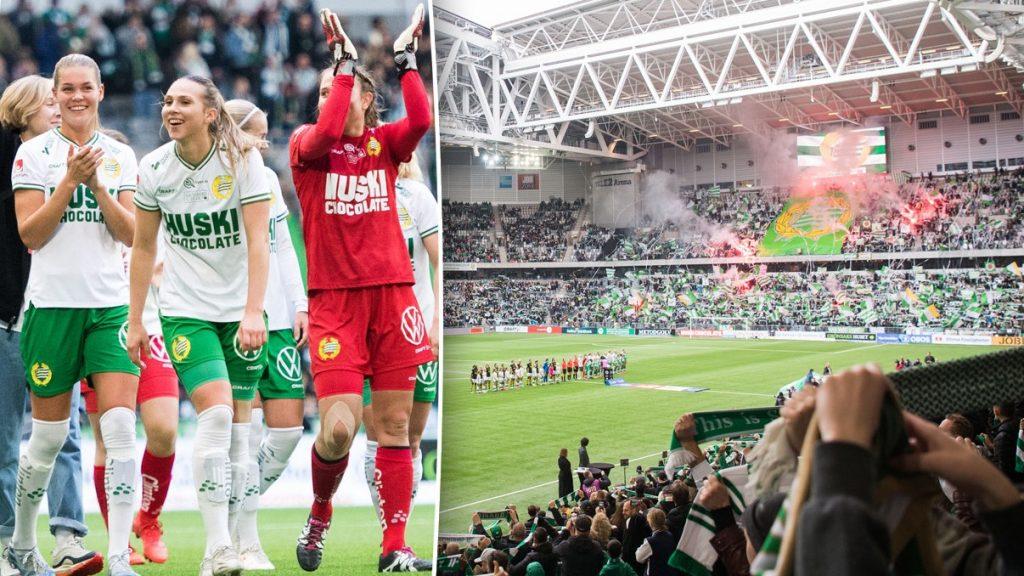Il derby tra Hammarby e AIK si celebra su Tele2 in tutto il mondo