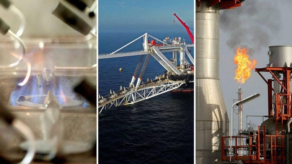 La crisi energetica in Europa è in aumento dopo il continuo aumento dei prezzi del gas