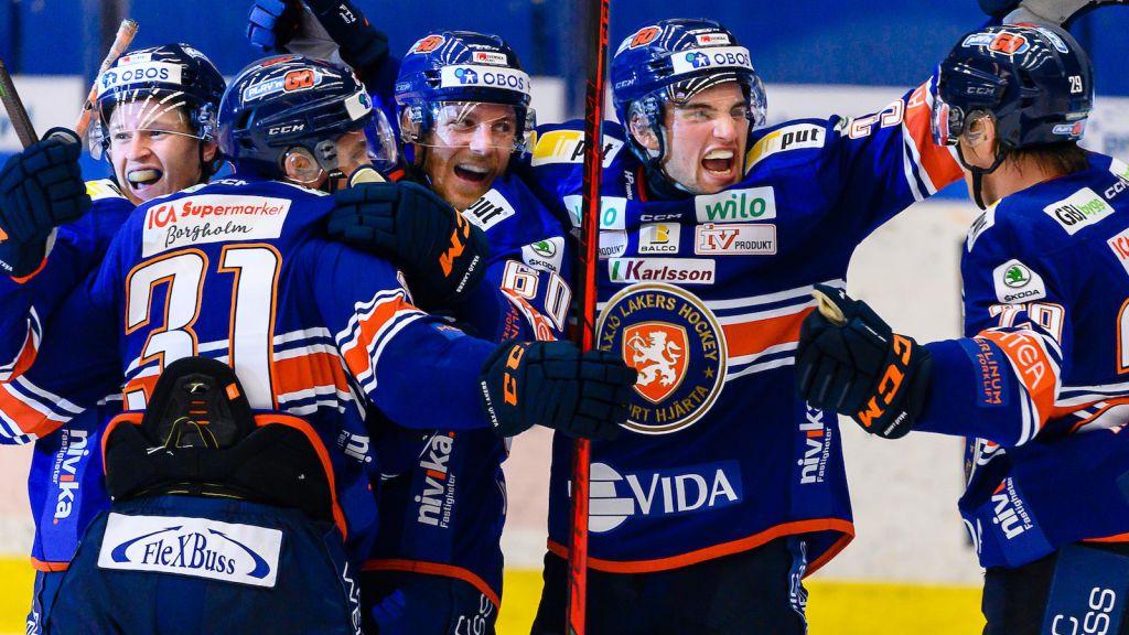 Växjö vince in casa: pronto per gli spareggi del CHL
